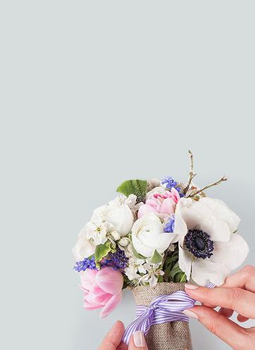 Anniversary Flowers Chinatown